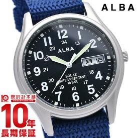 セイコー アルバ ALBA ソーラー 10気圧防水 AEFD556 [正規品] メンズ 腕時計 時計【あす楽】