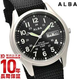 【18日限定!店内最大ポイント38.5倍!】 セイコー アルバ ALBA ソーラー 10気圧防水 AEFD557 [正規品] メンズ 腕時計 時計【あす楽】