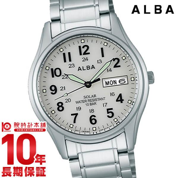 セイコー アルバ ALBA ソーラー 100m防水 AEFD559 [正規品] メンズ 腕時計 時計【あす楽】