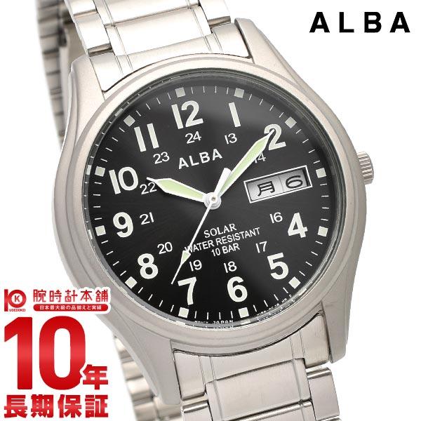 セイコー アルバ ALBA ソーラー 100m防水 AEFD560 [正規品] メンズ 腕時計 時計【あす楽】