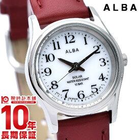 【5日限定!店内最大ポイント63倍!】 セイコー アルバ ALBA ソーラー 10気圧防水 AEGD561 [正規品] レディース 腕時計 時計【あす楽】