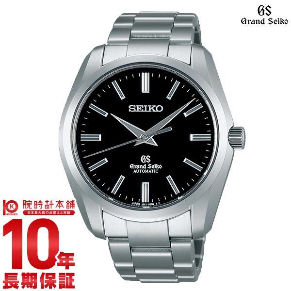 【ポイント10倍】【36回金利0%】セイコー グランドセイコー GRANDSEIKO 9Sメカニカル 100m防水 機械式(自動巻き/手巻き) SBGR101 [正規品] メンズ 腕時計 時計