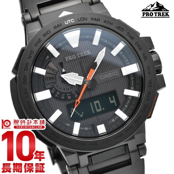 カシオ プロトレック PROTRECK マナスル ソーラー電波 PRX8000YT1JF [正規品] メンズ&レディース 腕時計 時計【36回金利0%】(予約受付中)