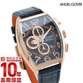 【20日は店内最大ポイント37倍!】 エンジェルクローバー 時計 AngelClover ダブルプレイ ネイビー 10気圧防水 DP38PNV-NV [正規品] メンズ 腕時計