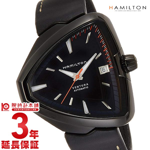 【24回金利0%】【最安値挑戦中】ハミルトン ベンチュラ 腕時計 HAMILTON H24585731 [海外輸入品] メンズ 時計