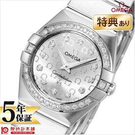 【ショッピングローン24回金利0%】オメガ コンステレーション OMEGA 123.15.24.60.52.001 [海外輸入品] レディース 腕時計 時計