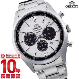 オリエント ORIENT Neo70'sネオセブンティーズ ソーラー パンダ ミルキーホワイト WV0041TX [正規品] メンズ 腕時計 時計(予約受付中)