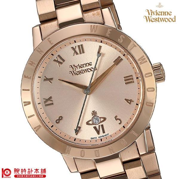 【ポイント最大4倍!19日23:59まで】【最安値挑戦中】ヴィヴィアン 時計 ヴィヴィアンウエストウッド 腕時計 VV152RSRS [海外輸入品] レディース 腕時計 時計