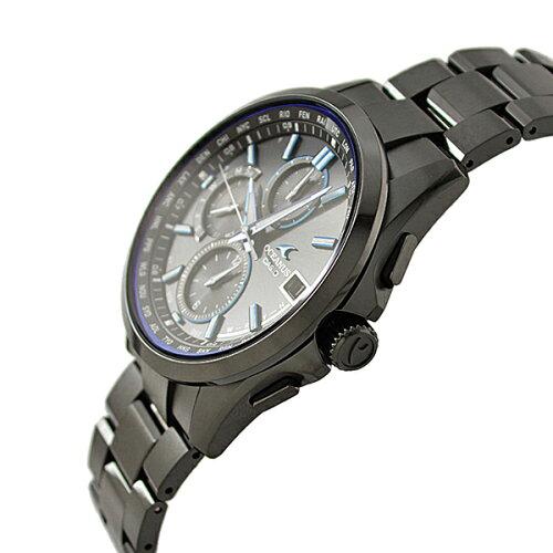 【ポイント最大45倍!】【最大2000円OFFクーポン!11日1:59まで】カシオオシアナスOCEANUSソーラー電波クロノグラフOCW-T2600B-1AJF[正規品]メンズ腕時計時計【36回金利0%】