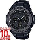 【ポイント6倍】【24回金利0%】カシオ Gショック G-SHOCK Gスチール ソーラー電波 GST-W110BD-1BJF [正規品] メンズ 腕時計 時計(予約受付中)