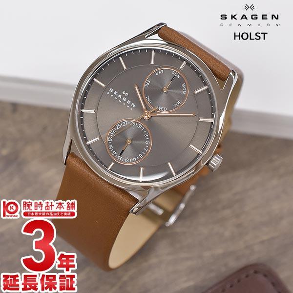 【18日は店内ポイント最大39倍!】スカーゲン メンズ SKAGEN SKW6086 [海外輸入品] 腕時計 時計【あす楽】
