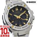 【ショッピングローン24回金利0%】カシオ Gショック G-SHOCK Gスチール ソーラー電波 GST-W110D-1A9JF [正規品] メンズ 腕時計 時計