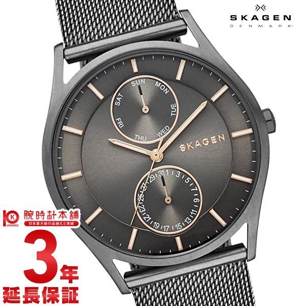 【18日は店内ポイント最大39倍!】【新作】スカーゲン メンズ SKAGEN ホルスト SKW6180 [海外輸入品] 腕時計 時計【あす楽】