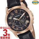 【新作】フォッシル FOSSIL グラント FS5085 [海外輸入品] メンズ 腕時計 時計