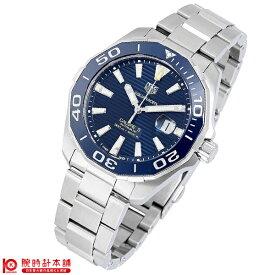 【24回金利0%】【最安値挑戦中】【新作】タグホイヤー アクアレーサー TAGHeuer WAY201B.BA0927 [海外輸入品] メンズ 腕時計 時計