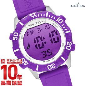 ノーティカ NAUTICA NSR100 JELLY DIGITAL A09931G [正規品] メンズ 腕時計 時計