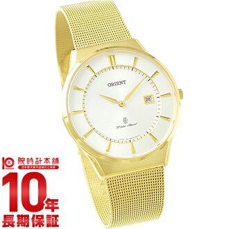 오리엔트 ORIENT SGW03003W0 [국내 정규품]맨즈&레이디스 손목시계 시계