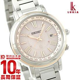 セイコー ルキア LUKIA SSQV028 [正規品] レディース 腕時計 時計【24回金利0%】【あす楽】