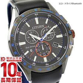 【20日は店内最大ポイント37倍!】 シチズン ブルートゥース Bluetooth BZ1035-09E [正規品] メンズ 腕時計 時計【24回金利0%】