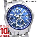 【ポイント6倍】【24回金利0%】カシオ オシアナス OCEANUS OCW-T2600-2A2JF [正規品] メンズ 腕時計 時計(予約受付中)
