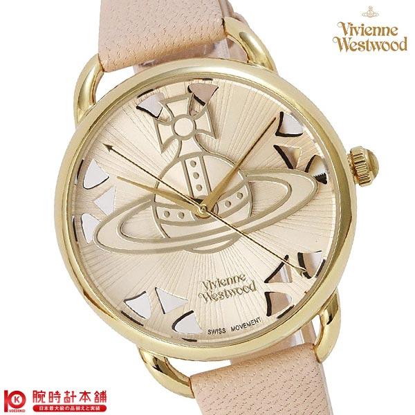 【ポイント最大4倍!19日23:59まで】【新作】ヴィヴィアン 時計 ヴィヴィアンウエストウッド リーデンホール VV163BGPK [海外輸入品] レディース 腕時計 時計