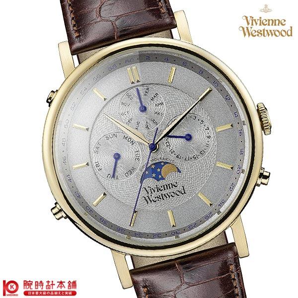 【新作】ヴィヴィアン 時計 ヴィヴィアンウエストウッド ポートランド VV164CHBR [海外輸入品] メンズ 腕時計 時計