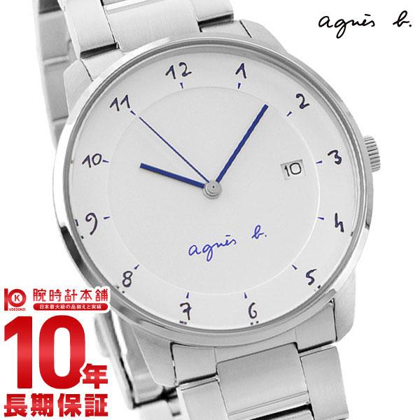 【1000円割引クーポン】アニエスベー 時計 メンズ agnesb FBRK997 [正規品] 【24回金利0%】