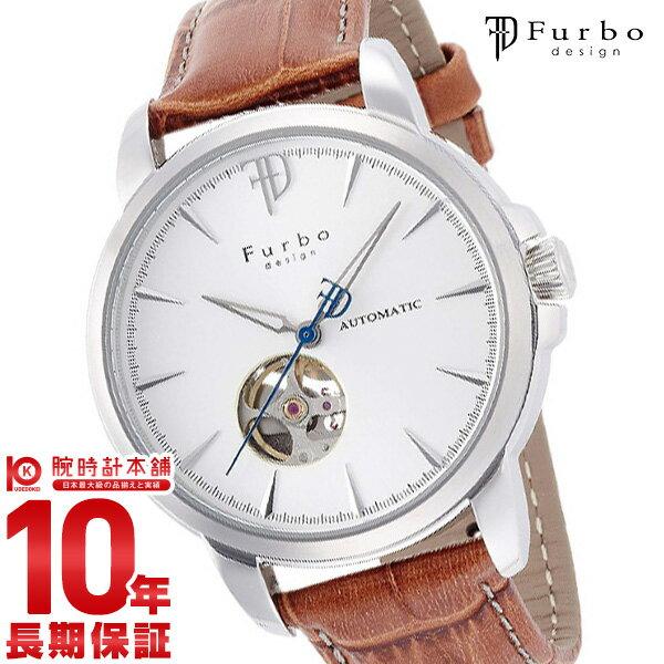 フルボ 時計 フルボデザイン 腕時計 Furbo F5027SSIBR [正規品] メンズ父の日 プレゼント ギフト【あす楽】