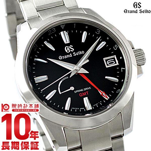 セイコー グランドセイコー GRANDSEIKO 9Rスプリングドライブ 10気圧防水 機械式(自動巻き) SBGE213 [正規品] メンズ 腕時計 時計【あす楽】