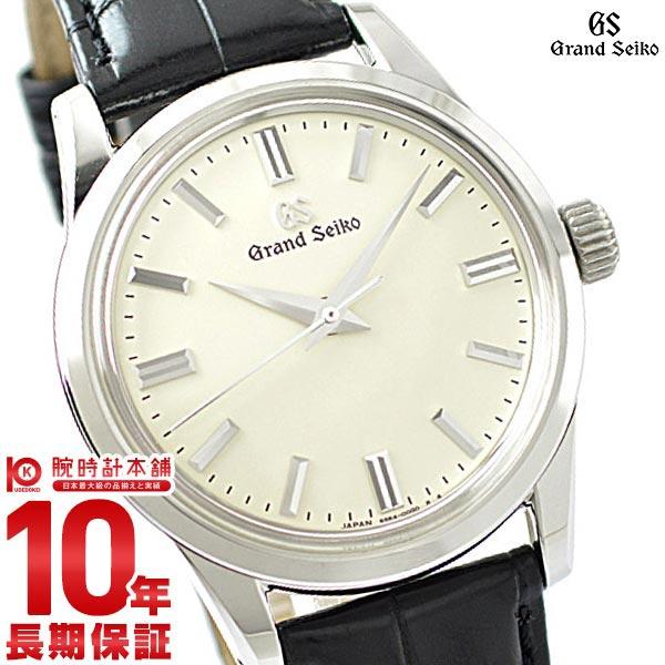 【ポイント10倍】【36回金利0%】セイコー グランドセイコー GRANDSEIKO 9Sメカニカル 機械式(手巻き) SBGW231 [正規品] メンズ 腕時計 時計【あす楽】