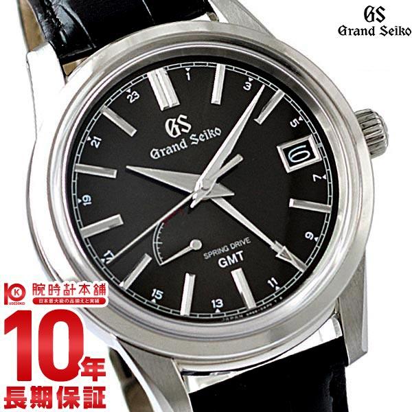 セイコー グランドセイコー GRANDSEIKO 9Rスプリングドライブ 10気圧防水 機械式(自動巻き) SBGE227 [正規品] メンズ 腕時計 時計【あす楽】