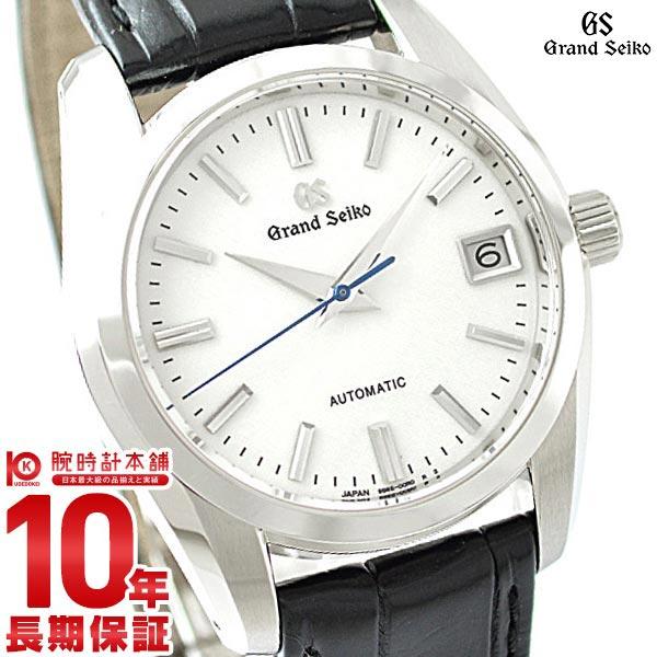 【ポイント10倍】【36回金利0%】セイコー グランドセイコー GRANDSEIKO 9Sメカニカル 100m防水 機械式(自動巻き) SBGR287 [正規品] メンズ 腕時計 時計