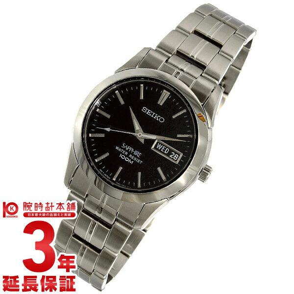 【最安値挑戦中】セイコー 腕時計 逆輸入モデル SEIKO SGG715P1 メンズ クリスマスプレゼント