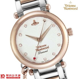 ヴィヴィアン 時計 ヴィヴィアンウエストウッド VV006SLRS レディース