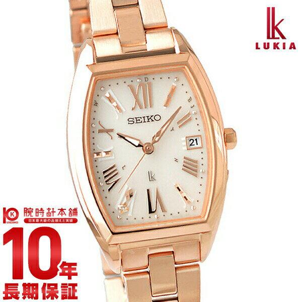 【ショップオブザイヤー2017受賞!】セイコー ルキア LUKIA SSVW118 [正規品] レディース 腕時計 時計