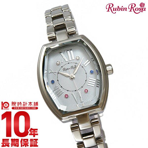 ルビンローザ RubinRosa R018SOLSLV [正規品] レディース 腕時計 時計