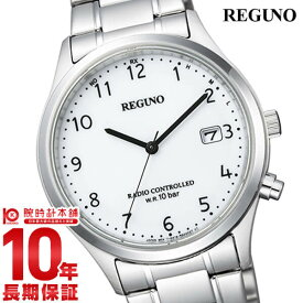 REGUNO シチズン レグノ ソ−ラーテック電波時計 KL8-911-11 [正規品] メンズ 腕時計 時計