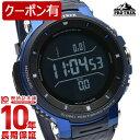 【店内ポイント最大42倍!14日9:59まで】 カシオ プロトレックスマート 腕時計 メンズ PROTRECK Smart Bluetooth搭載 アウトドアウォッチ WSD-F30-BU【あす楽】