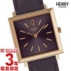 ヘンリーロンドン HENRY LONDON ヘリテージ スクエア HL26-QS-0260 レディース