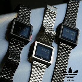アディダス メンズ 腕時計 ブラック 人気 クオーツ Archive_M1 Z01-001-00 Z01-2924-00 Z01-3042-00【あす楽】