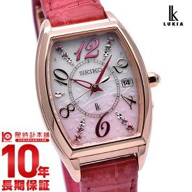 セイコー ルキア SEIKO LUKIA 2019 SAKURA Blooming 限定モデル 限定2000本 SSVW144 電波ソーラー 腕時計 レディース ピンク 時計【あす楽】