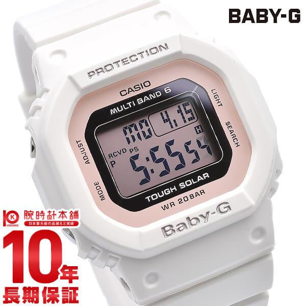 カシオ ベビーG BABY-G 電波ソーラー BGD-5000-7DJF レディース【あす楽】