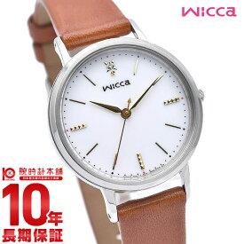 シチズン ウィッカ CITIZEN wicca ソーラーテック KP5-115-10 腕時計 レディース 時計【あす楽】