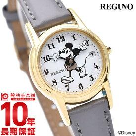 【店内最大ポイント38倍!30日限定】 シチズン レグノ Disneyコレクション 「ミッキーマウス」レディース ソーラーテック 腕時計 KP7-126-10 CITIZEN ディズニー 時計【あす楽】