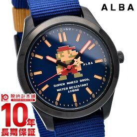 セイコー アルバ ALBA スーパーマリオコラボレーションウオッチ ACCK422 メンズ2019/09/20