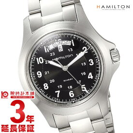 ハミルトン カーキ フィールド 腕時計 HAMILTON キング H64451133 [海外輸入品] メンズ 時計