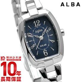 セイコー アルバ アンジェーヌ 腕時計 レディース ソーラー SEIKO ALBA AHJD425 シルバー【あす楽】