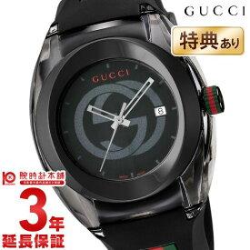 グッチ GUCCI SYNC YA137107A メンズ