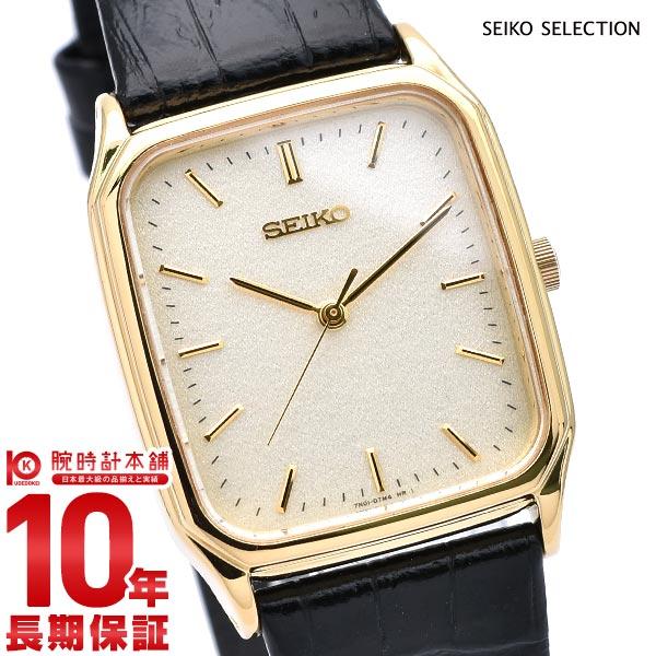 セイコーセレクション SEIKOSELECTION 100m防水 SCDP040 [正規品] メンズ 腕時計 時計(予約受付中)
