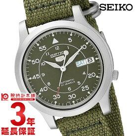【6/5は最大2000円OFFクーポン&店内最大ポイント55倍!】 セイコー 逆輸入モデル SEIKO5 日本未発売 機械式(自動巻き) SNK805K2 [海外輸入品] メンズ 腕時計 時計【あす楽】